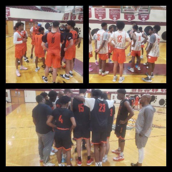 "This morning Practice was Triple ""LIT"" @TTOBasketball #EYBL 15-17u https://t.co/2biuBlHnuZ"