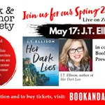 Image for the Tweet beginning: Join me at @bookandauthors tomorrow