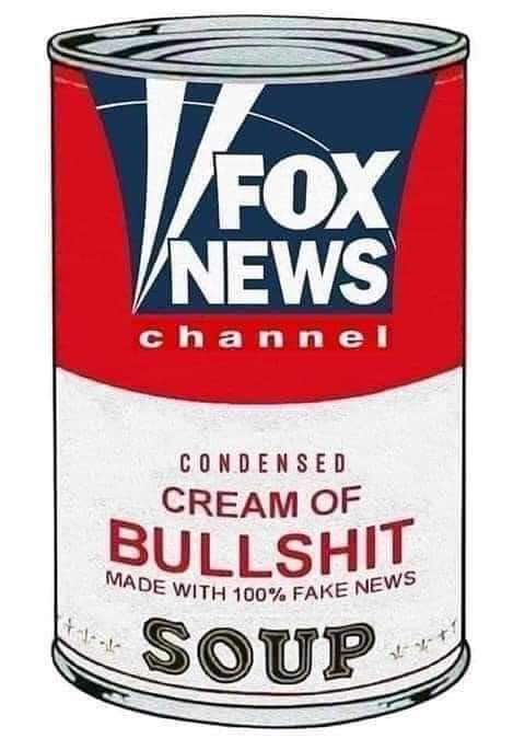@PoliticusSarah Always be same BS from Fox degenerates. https://t.co/veDQViLL0k