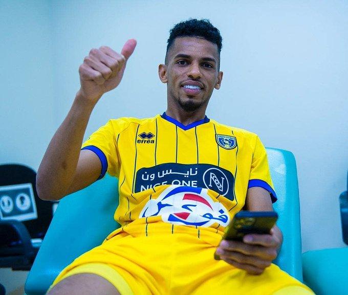 رسميًا نادي التعاون يعلن إصابة لاعبه أحمد