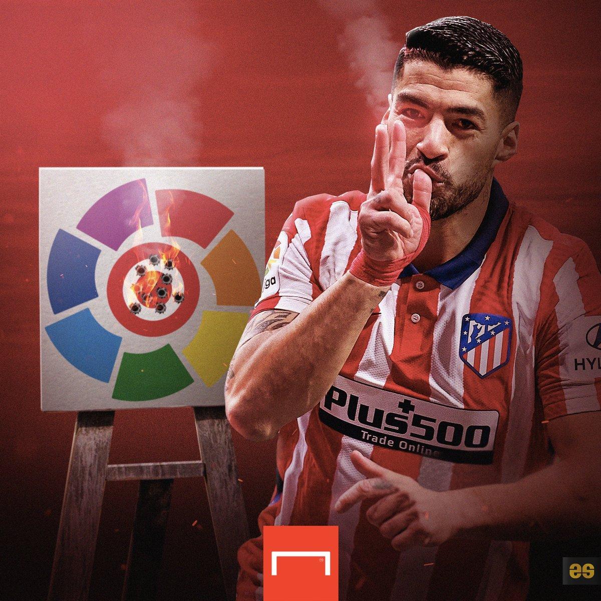 @goal's photo on Suarez