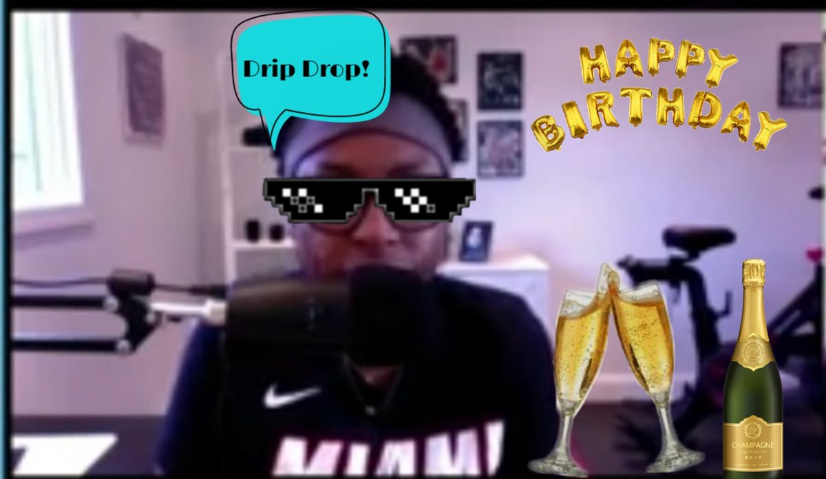 Happy Birthday @TiffanyMeeks23 had to be creative with this one! Cheers! #fthosenumbers https://t.co/71uXUVY1wH
