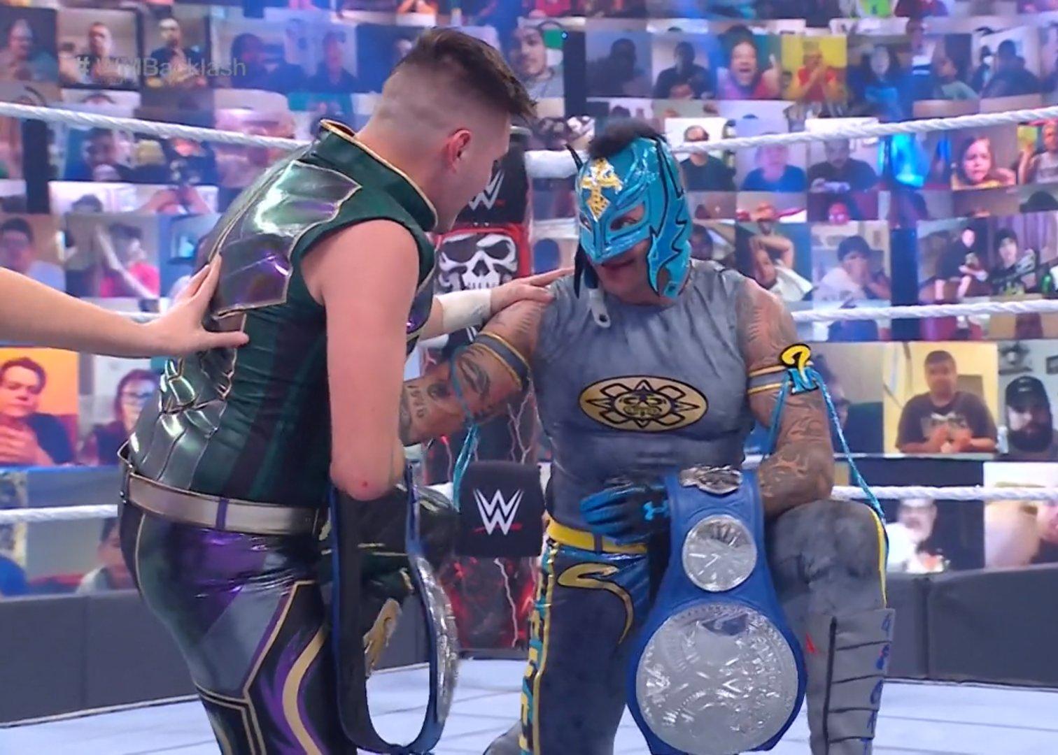 Rey-Dominik-WrestleMania Backlash