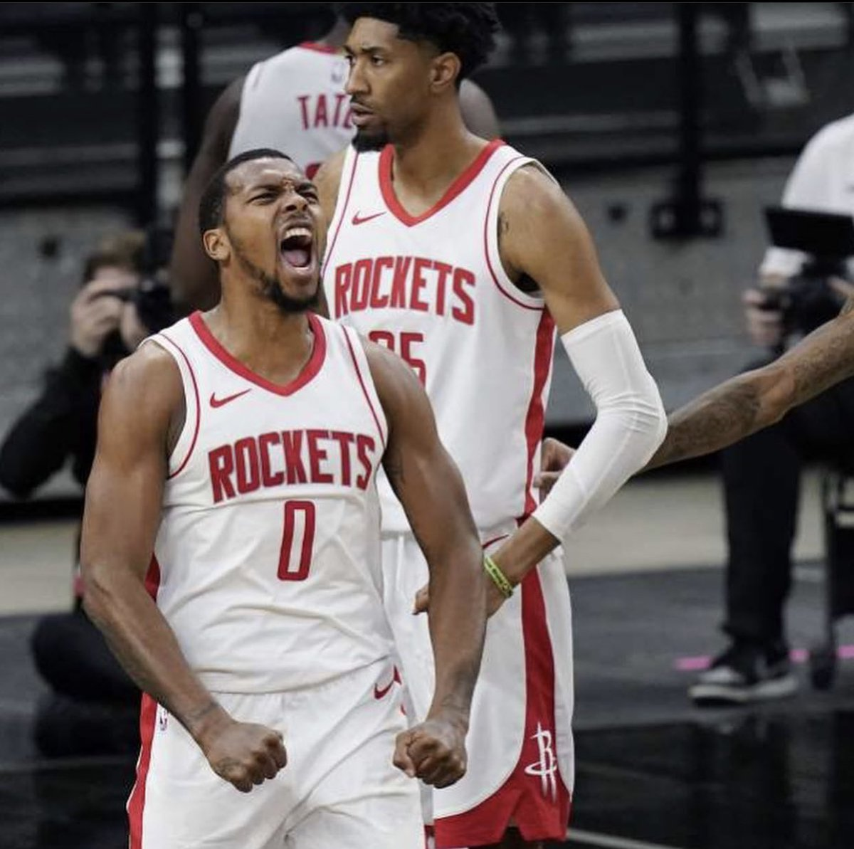 what a season...  huge shoutout again to all the day one #Rockets fans for sticking with this the whole ride, probably one of my favorite teams i have seen with all these young, bright future players  cant wait for next season, to the lottery we go🛹 https://t.co/oOnijDRqbE