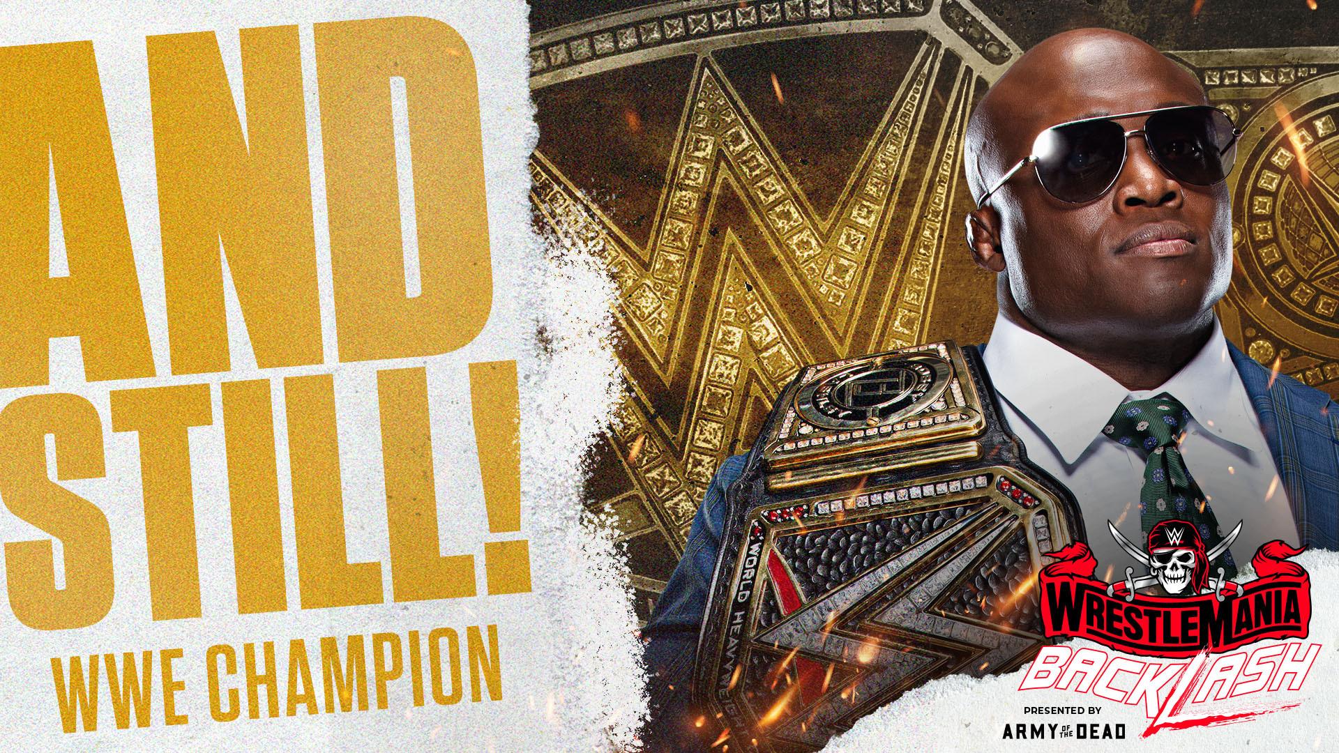 """MVP Promises Bobby Lashley """"Some Surprises"""" On WWE RAW"""