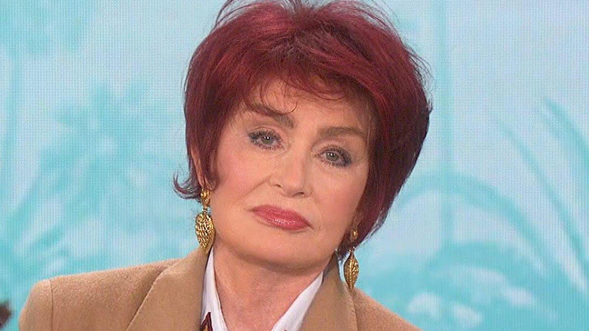 Sharon Osbourne Insists She's