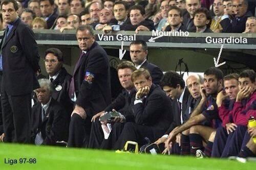 That Barcelona bench had massive football knowledge https://t.co/lpphkpCeqR