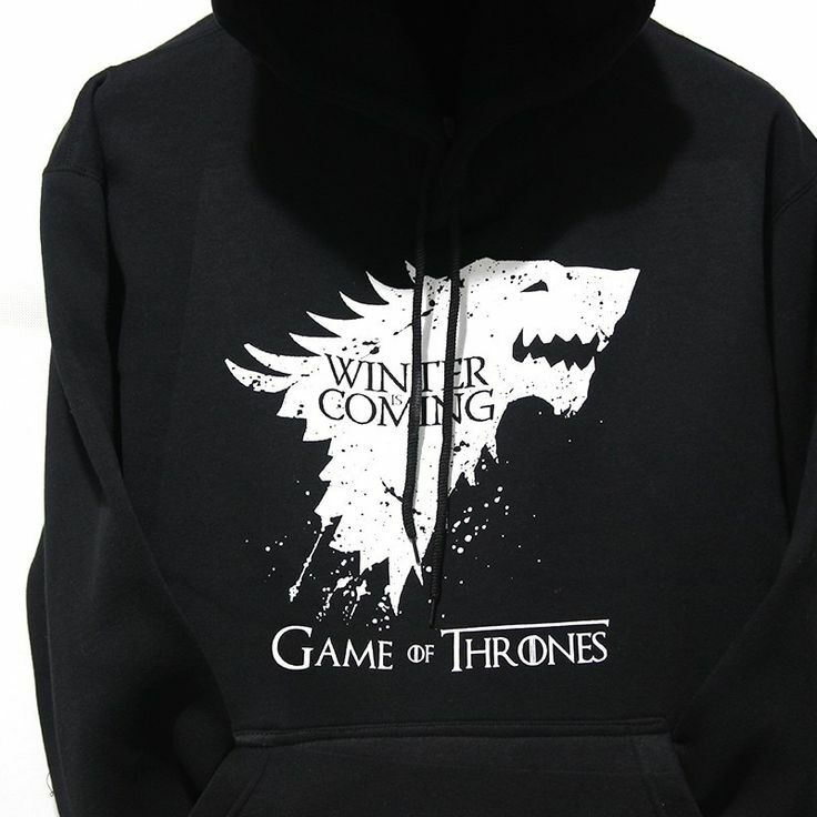 Just Pinned to our products: Top quality cotton blend game of thrones hoodies casual winter is coming sweatshirt with hat 2016 H01 https://t.co/fY2zdmf9DC Top quality cotton blend game of thrones hoodies casual winter is coming sweatshirt with hat 2016 … https://t.co/11LuK2Wesc https://t.co/SQomHQWNmp