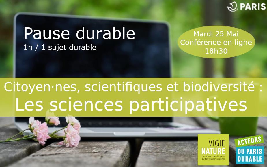 La science dont vous êtes le héros !   Vous êtes curieux·se de la nature ? Participez aux progrès de la science au service de l'environnement, découvrez (et rejoignez) les réseaux d'observateurs volontaires de la biodiversité !   #biodiversité #environnement #science