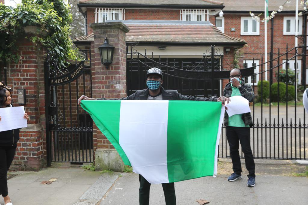 Dear citizens of Nigeria,   Some prominent Nigerians ask me to sympathise with General @MBuhari and allow him do whatever he went to Paris to do. I told them I will leave the choice to Nigerians.   Should we #HarassBuhariOutofParis or should we leave him?  Retweet YES. Like No https://t.co/cFK6elK5tq