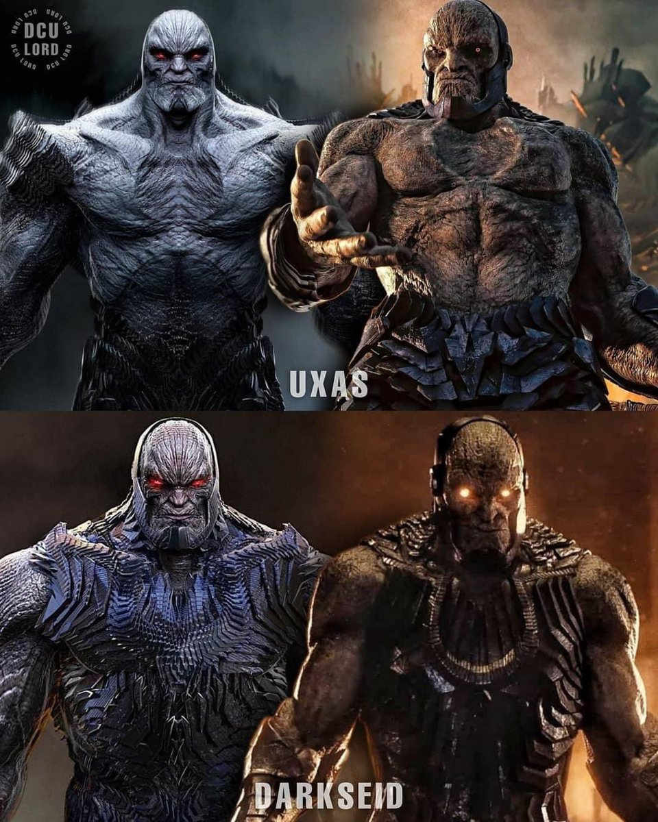 #Darkseid #Uxas