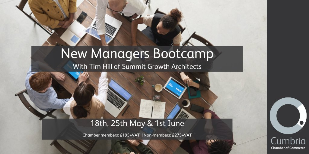 test Twitter Media - Do you have a new manager in your team who'd benefit from extra training? These sessions focus on the skills needed to help new managers make a success of their new role. Find out more about the training here: https://t.co/S4f374Dhly https://t.co/jHDH5MyUph