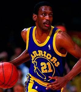 1987 - #EricSleepyFloyd of the #GoldenStateWarriors set a playoff record for points in a single quarter with 29. https://t.co/Tq9bf2gVMv