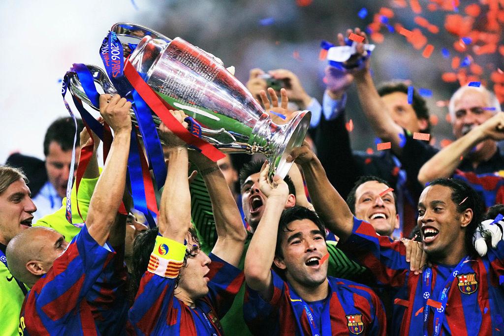 في مثل هذا اليوم عام 2006 برشلونة ينجح في
