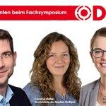 Image for the Tweet beginning: Online #DFTA Fachsymposium am 20.