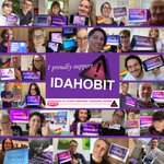 Image for the Tweet beginning: Today we're marking #IDAHOBIT2021 and