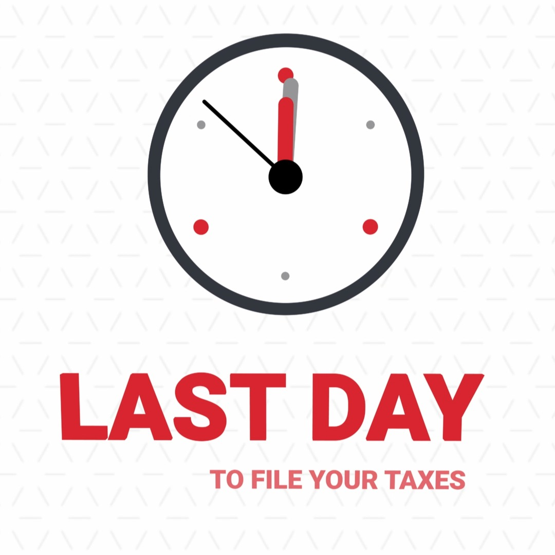 🚨 DON'T FORGET - Tax Returns are Due at Midnight & our friends at @TaxSlayer are ready to help 🚨  Visit https://t.co/yHpravICWN to file yours before the deadline!