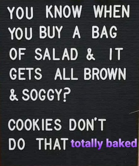 Well they don't. 🤷♀️  #eatacookie #totallybaked #sanantonio #cookiedelivery https://t.co/rBhLfr6TbQ