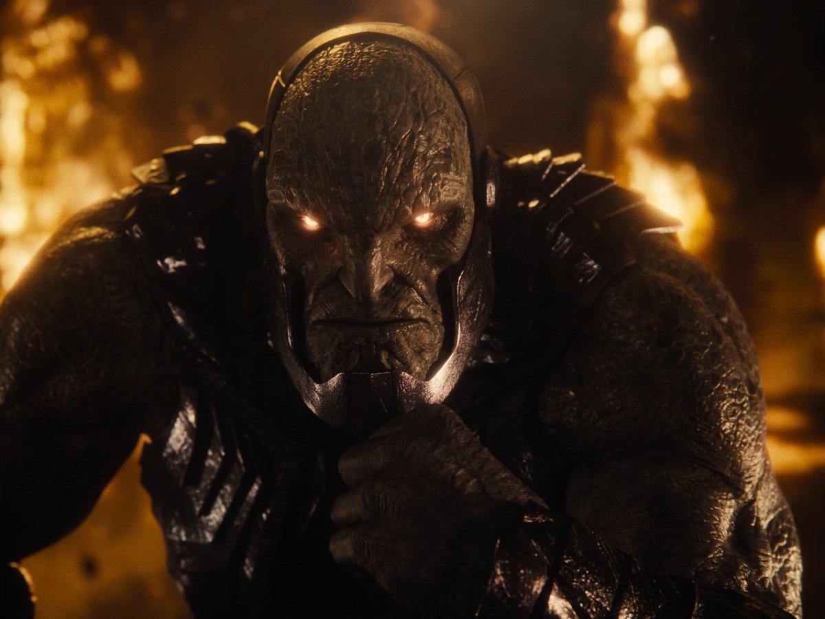 #RestoreTheSnyderVerse   For #Darkseid #forAutumn  For @ZackSnyder