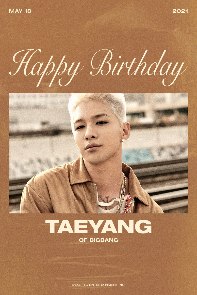 @ygent_official's photo on #TAEYANG