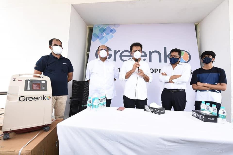 """Ram Charan on Twitter: """"Kudos to #Greenko Group - a dear friend's renewable  energy firm for donating over 1000 O2 concentrators & cylinders to Govt.  Hospitals across multiple states in India during"""