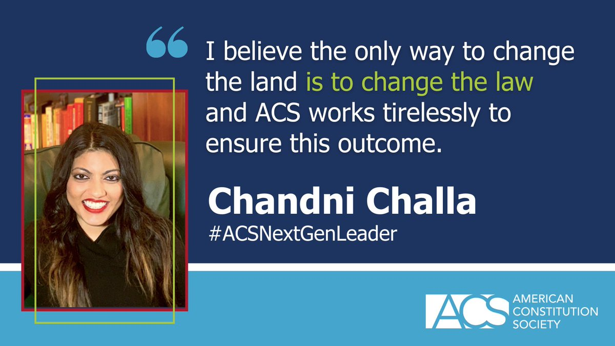 We're excited to welcome ACS's 2021 Next Generation Leaders! Can you take a moment and share a couple words of wisdom for these emerging leaders? https://t.co/ShUtwY3mF5 #ACSNextGenLeader https://t.co/QHmuTJcruv
