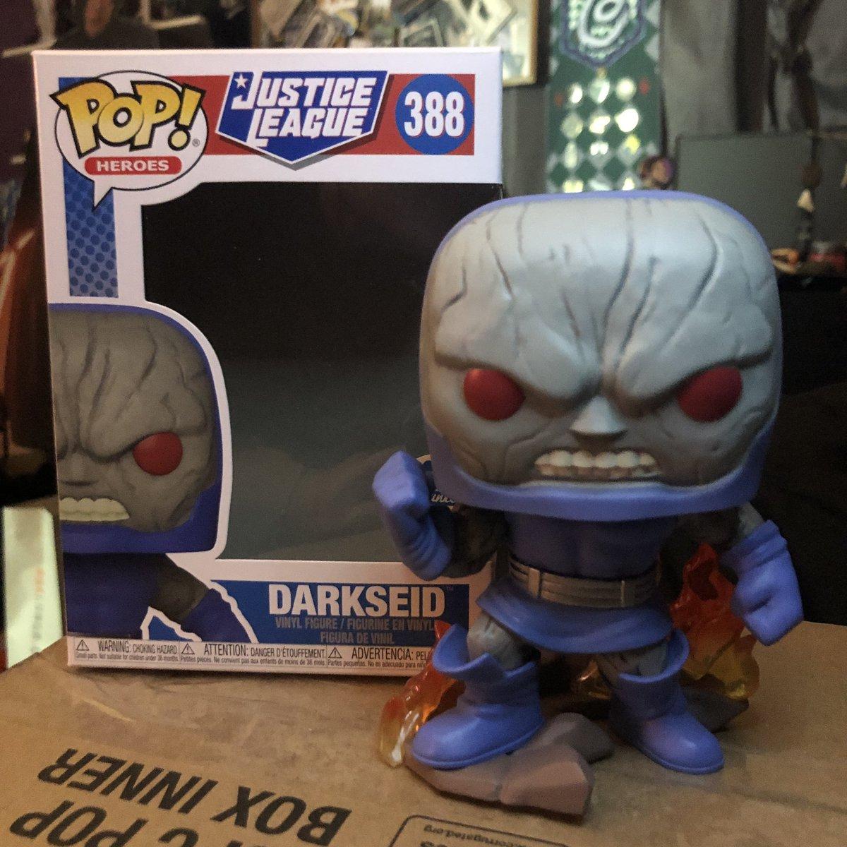 #Darkseid Is... a #FunkoPop -C