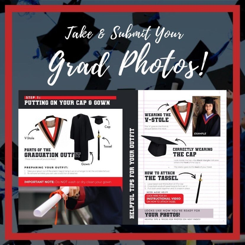 🔊 HEY @BishopReding CLASS OF 2021 🔊 Check out your newly-designed, just-for-you Virtual Grad website & guide for how to take your own grad portraits! 😃 Take advantage of this beautiful weather & submit those grad photos this week (please) 📸🙏   https://t.co/t0VlGi8ko5 https://t.co/NBPKBMGg3Z