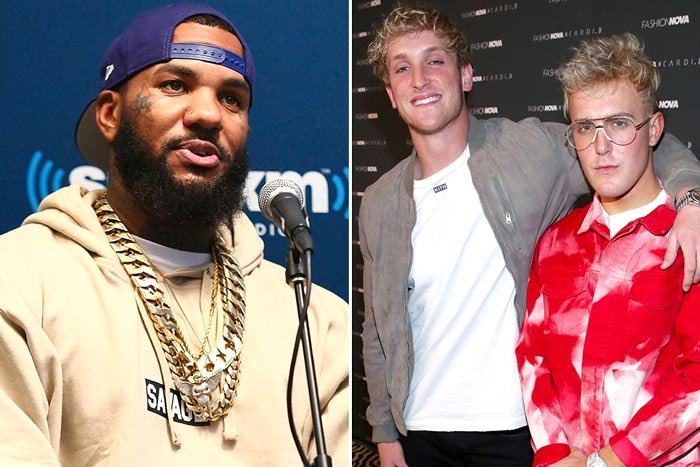The Game challenges Jake & Logan Paul to 2-on-2 fight: