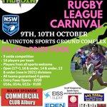 Get involved #bushfooty @NSWRL @LadiesWhoLeague @9_Moley