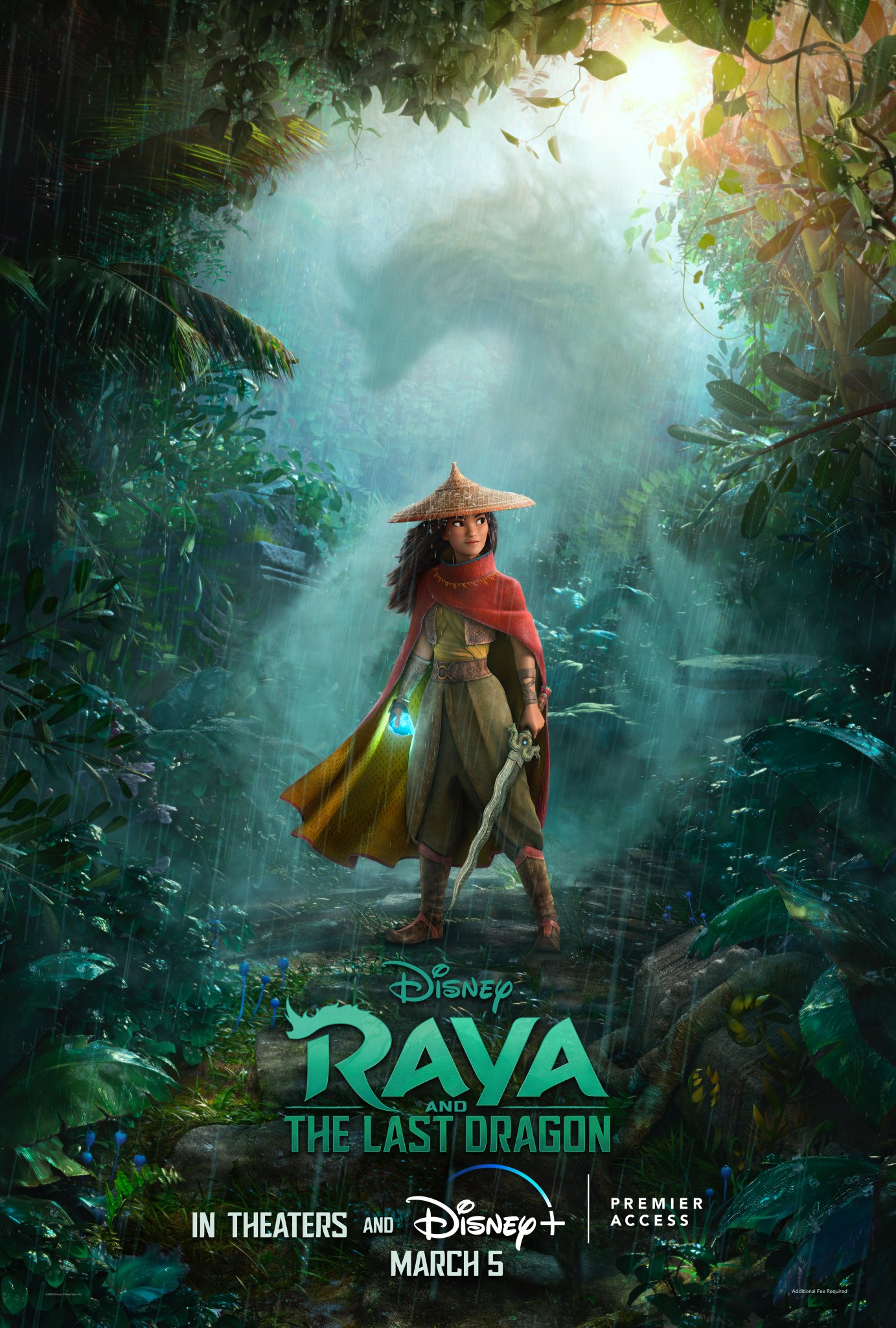 Disney Raya and the Last Dragon Review and Giveaway
