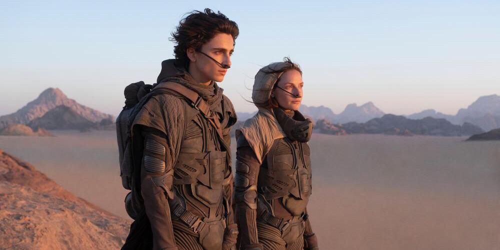 🔊| Es oficial! El estreno de Dune via HBO queda cancelado.   ©️