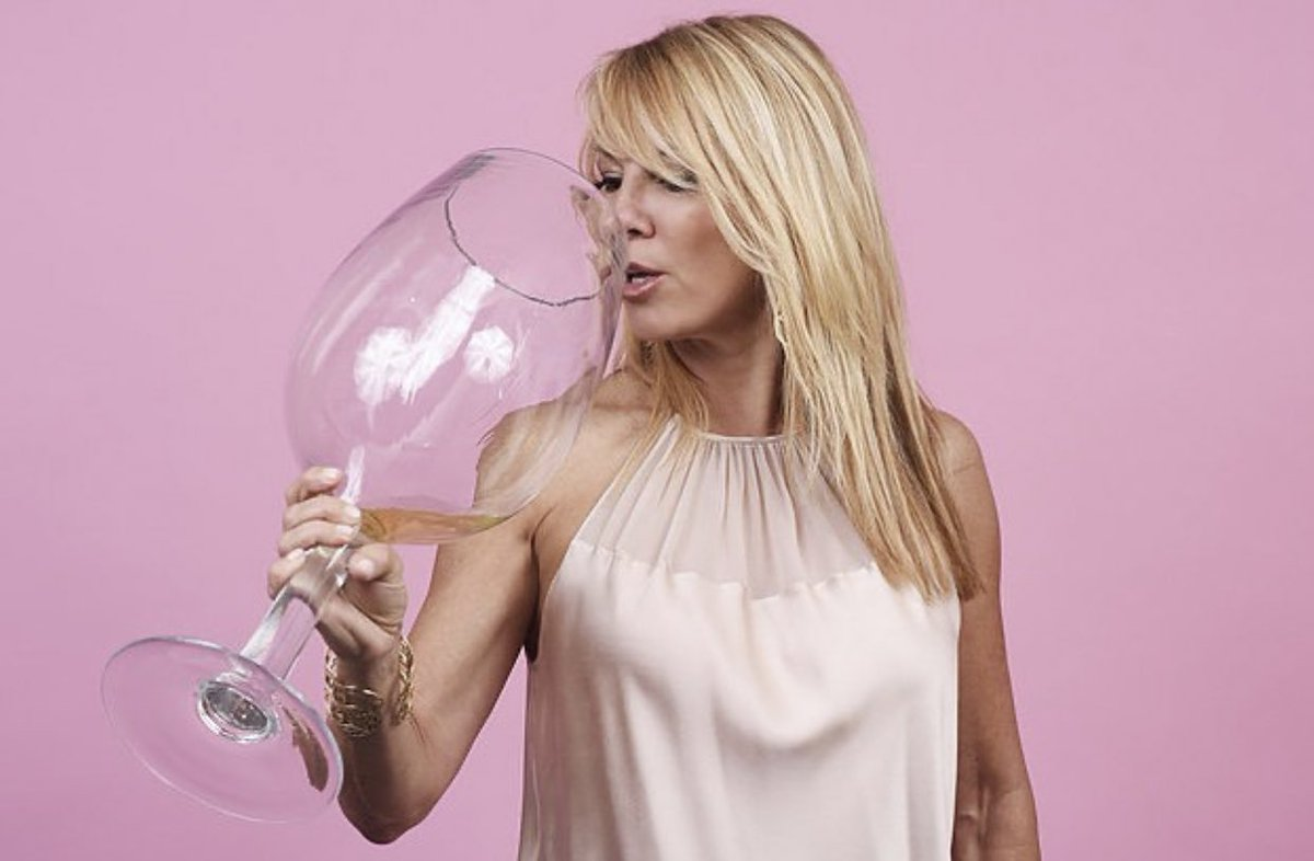 The icon of all icons. #RHONY