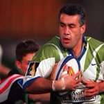 RIP Quentin Pongia - taken by the bastard cancer at just 48 two years ago today. I had the honour of playing touch footy against him a few times - fortunately he never belted me. Tough man. Good man.