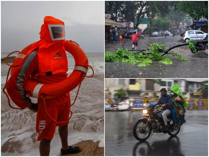 गुजरात के कई भागों में अगले दो-तीन दिनों में तेज से अत्यधिक तेज वर्षा का रेड अलर्ट जारी