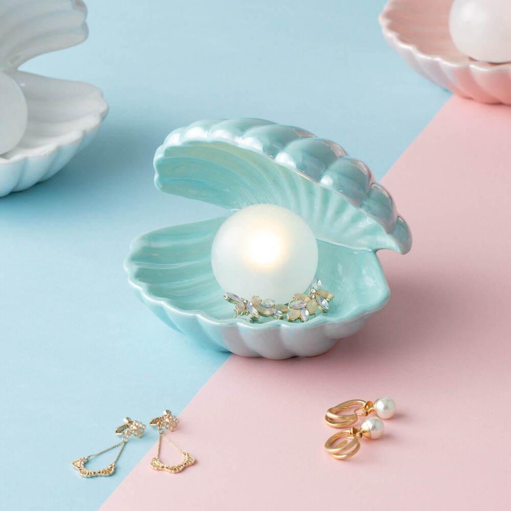 Francfrancの貝殻モチーフに大注目!食器・ランプ・ポーチ&メイク直しセットの全てが可愛すぎる!