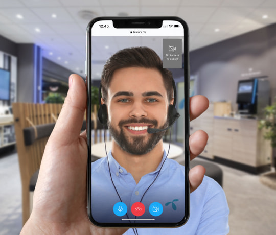 Telenor åbner fremtidens virtuelle butik https://t.co/x9Y7xCw5nO https://t.co/ZVcurS3vs4
