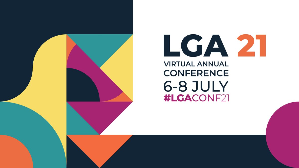 RT @LGAcomms Join us this July for the #LocalGov event of the year with expert sessions on...  💉 COVID recovery 💭 Mental health 💷 Economic recovery 🌍 Climate change 🏘️ Housing and planning 👶 Child-centred recovery  ...and more! #LGAConf21 | Book your place now 👉https://t.co/FYMxcZedlk
