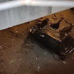 Image for the Tweet beginning: Auto cade da viadotto a