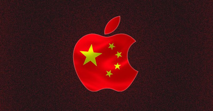How Apple Gave Chinese Government Access to iCloud Data and Censored Apps Photo