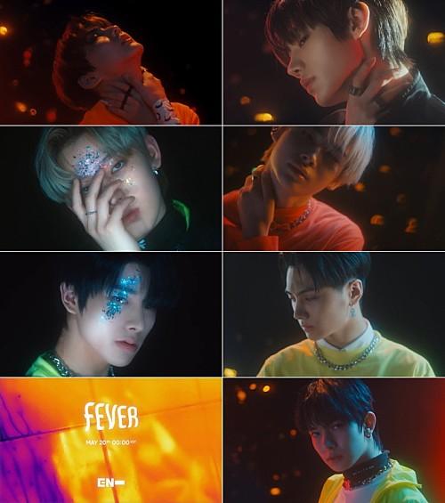 RT @Billboard_JAPAN: ENHYPEN、『BORDER: CARNIVAL』収録曲「FEVER」2つ目のティザー映像公開 https://t.co/eU9iO0Y2en...