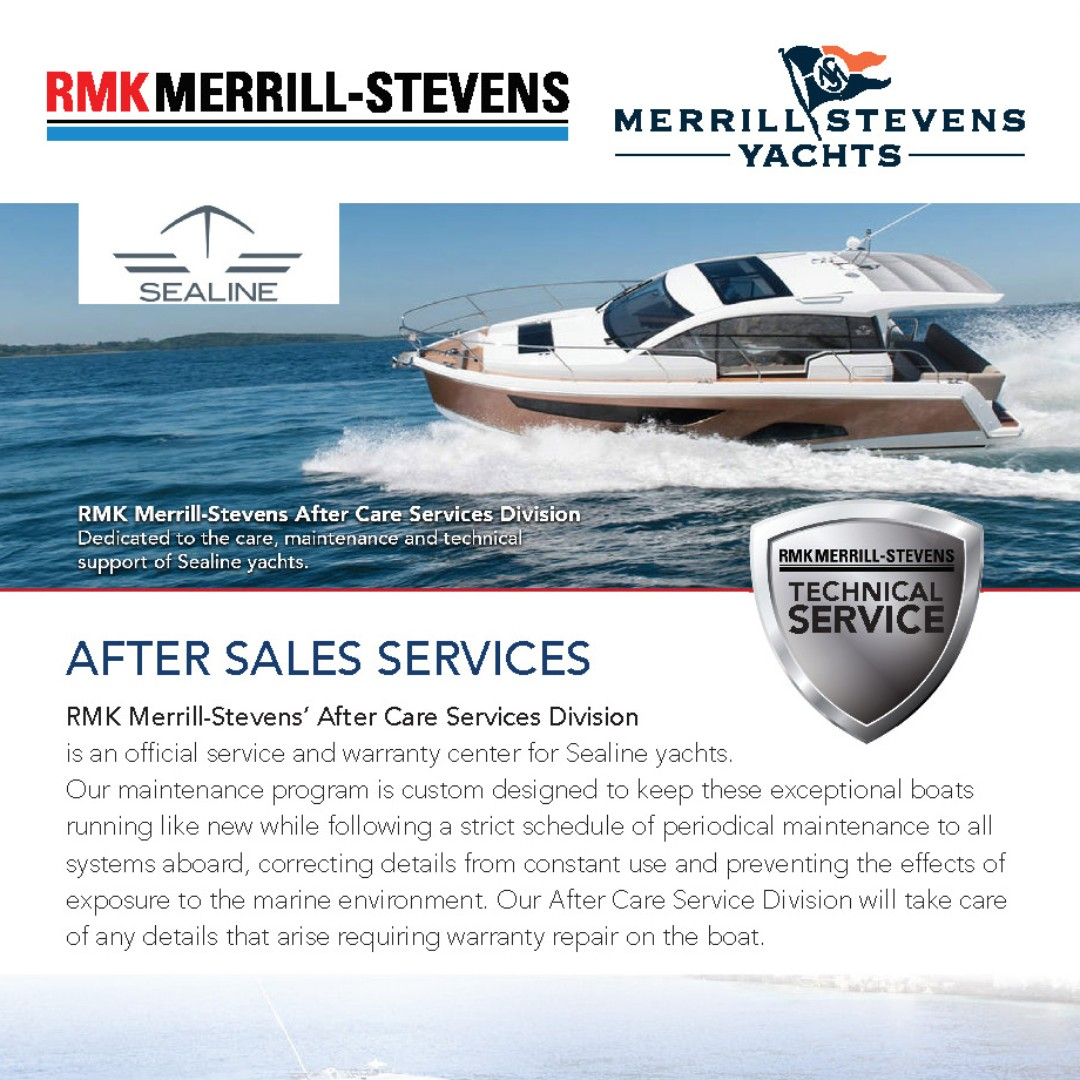 @MSYachtsMiami partner @RMKYachtService is the service and warranty center for Sealine, Fjord, and Maori Yachts.  Learn more about @MSYachtsMiami here:   #MSYachts #yachts #superyacht #sellyourboat #boatsales #boatbrokerage #yachtbrokerage #miami #florida