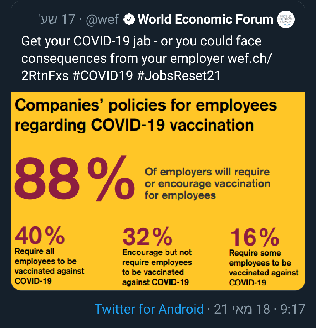 test Twitter Media - The criminal cowards at the #WEF deleted the tweet. but never mind - the evidence has been logged! https://t.co/H7msD9980Q https://t.co/z2PcPCDOVi