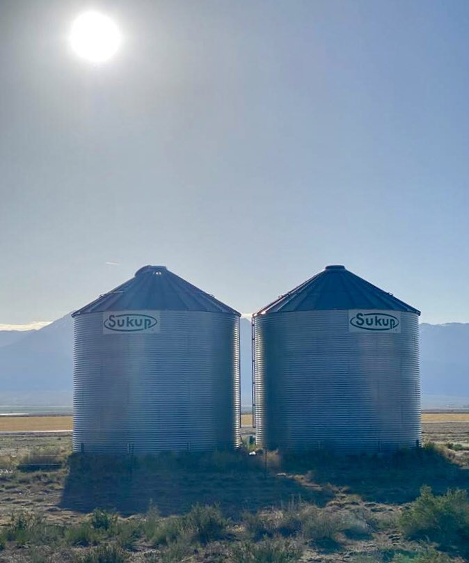 Thank you Dean Robison from @iastate_cals for sharing this photo with us!  📍 Saguache, CO #TeamSukup #TuesdayThoughts