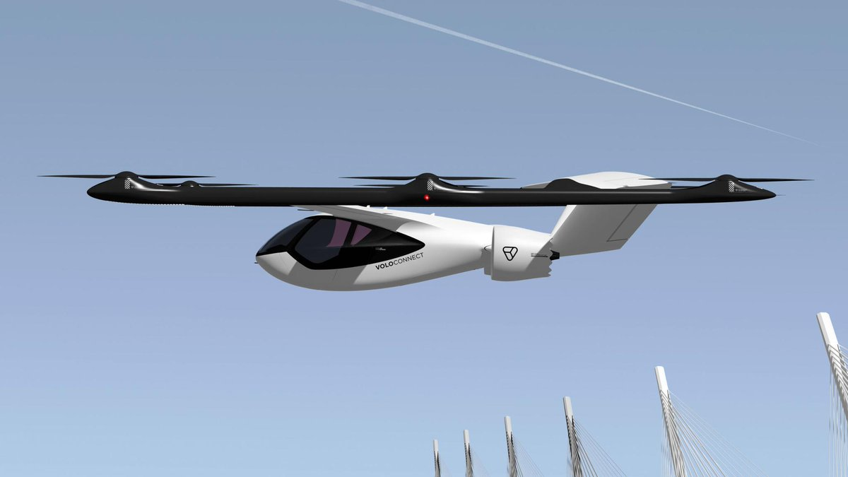 Volocopter shows off its vision for a commuter drone taxi