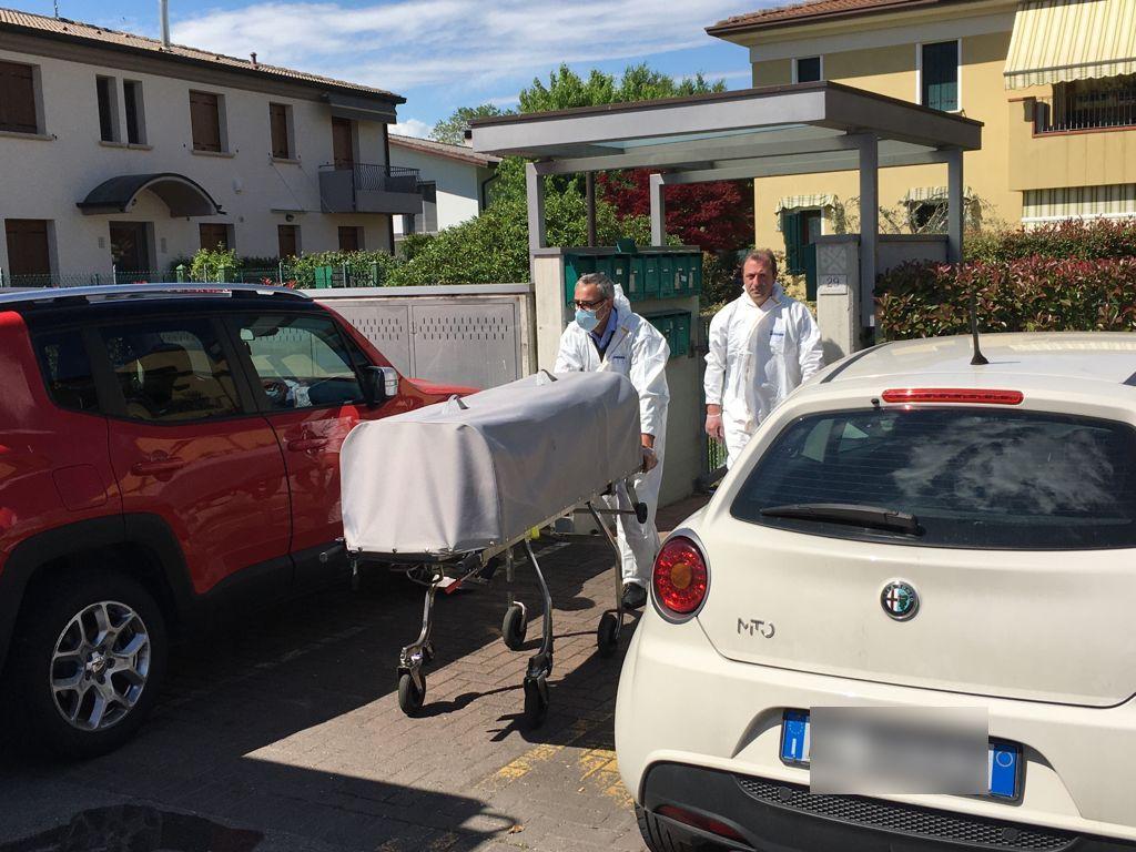 #treviso Effettuava lavori in casa: 57enne muore f...