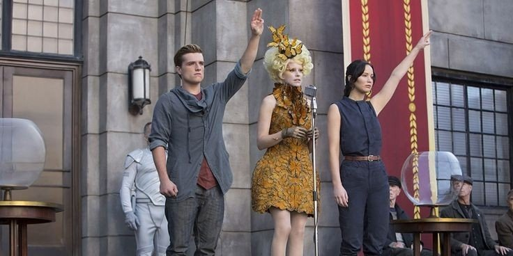 19. The Hunger Games: Catching Fire; [2013] dir. by Francis Lawrence. https://t.co/DrGhGZA3L5
