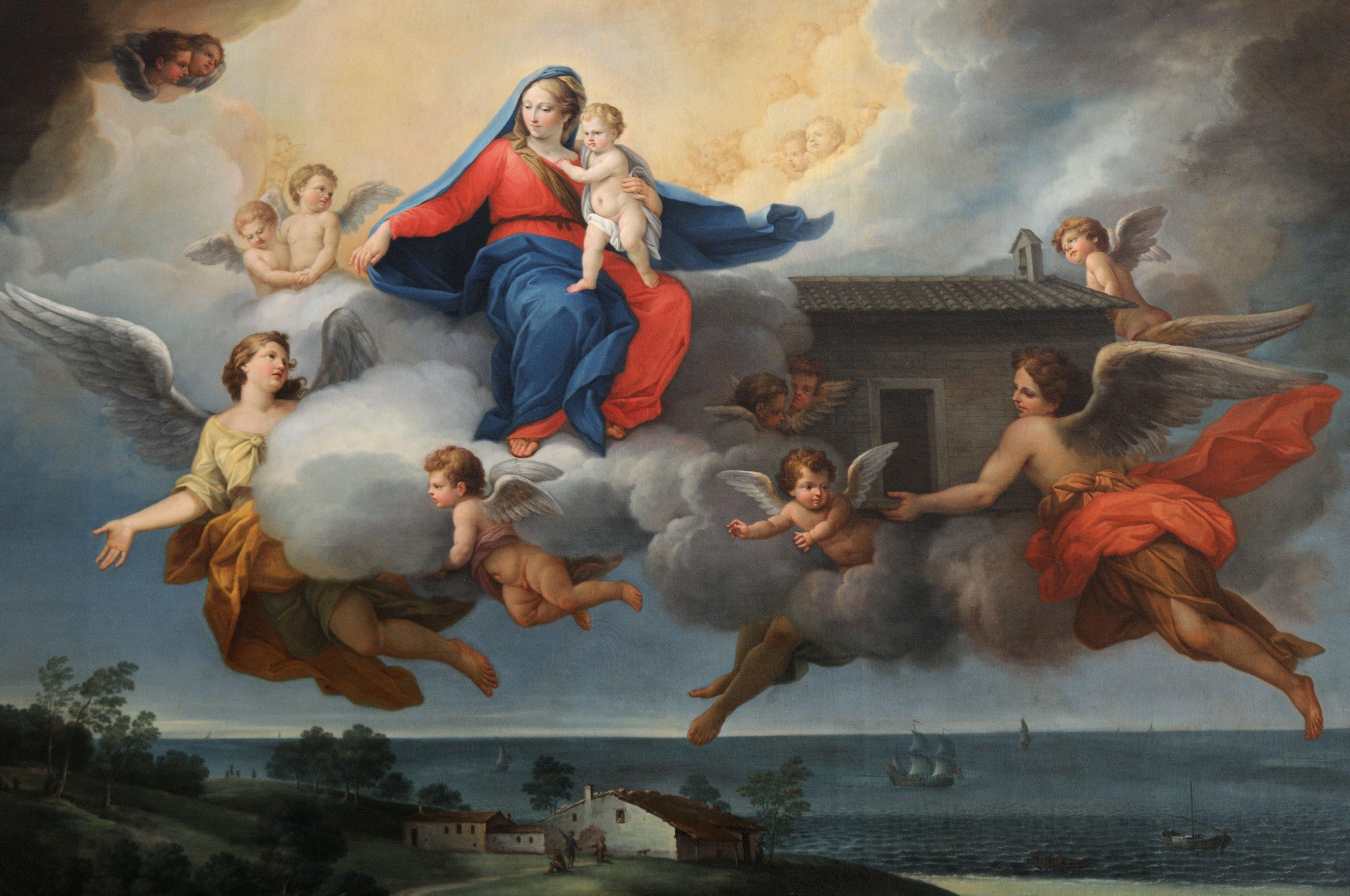 Milagre da Casa da Sagrada Família em Loreto