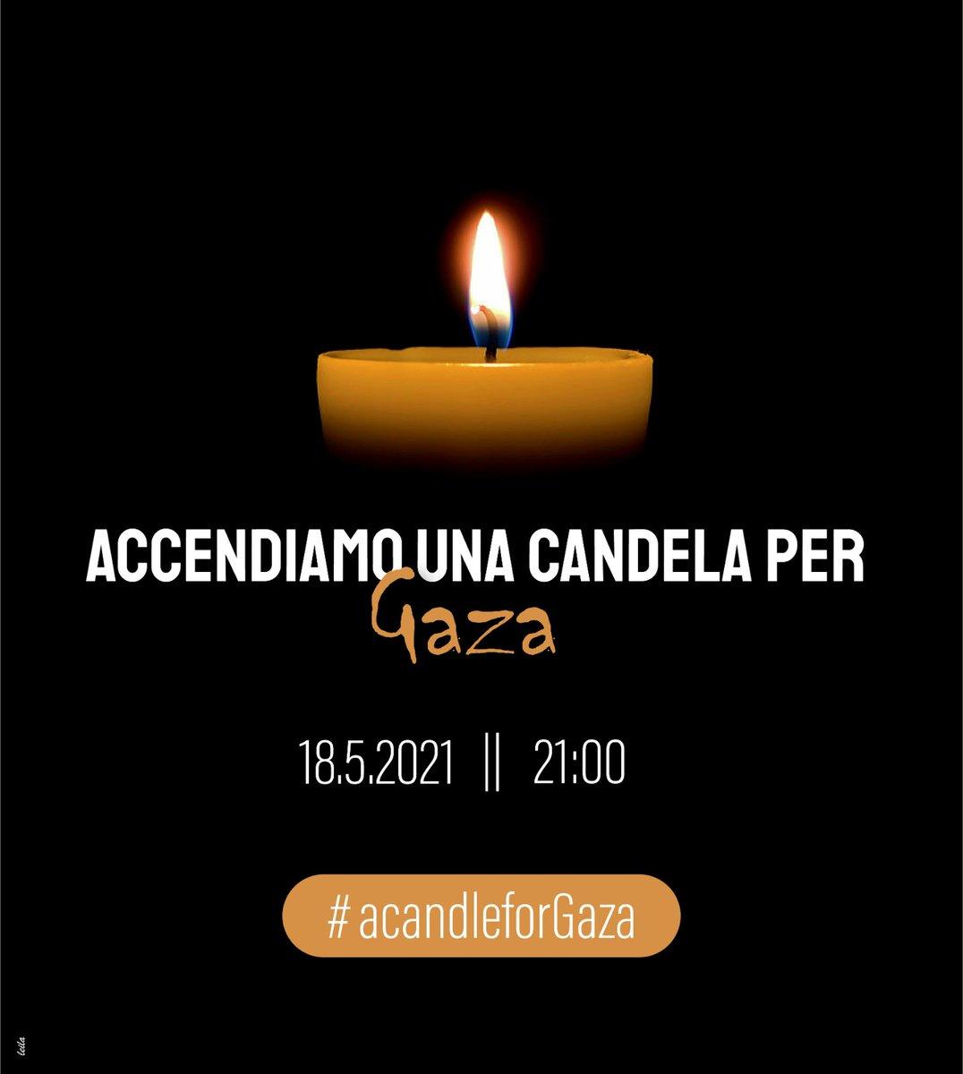 #acandleforGaza