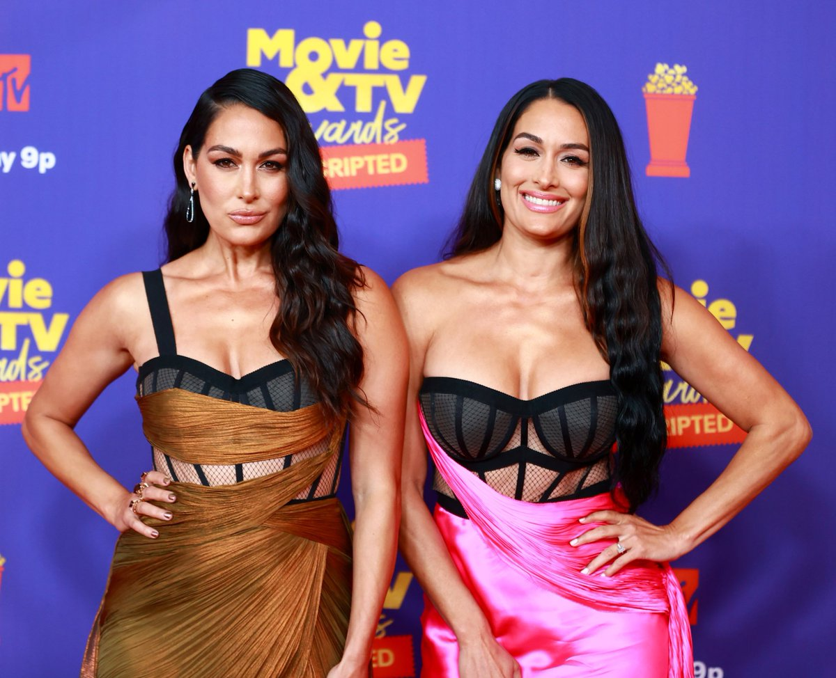 WWE Has Plans For The Bella Twins' 2021 Return; Possibly Launching A New Show 60
